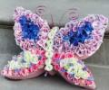 vlinder rouwwerk